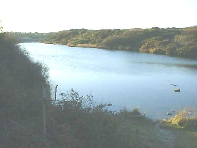 Quarry Lake